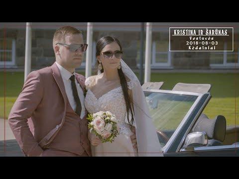 Kristinos Ir Šarūno Vestuvės (4K) (2018)