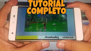 TUTORIAL 💥 FORTNITE MOBILE ANDROID APK MOD HOW TO DOWNLOAD and INSTALL and PLAY WITHOUT VPN! TUTORIAL 2019