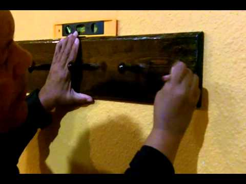 How To Use Toggle Bolts To Hang Almost Anything