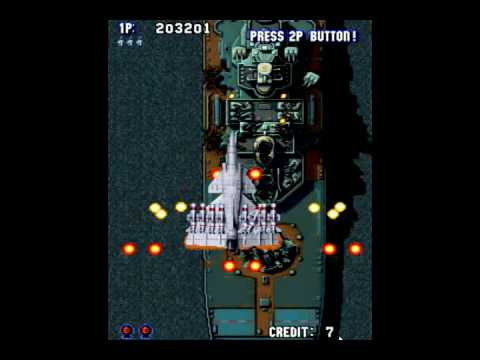 Dross hace un review: Aero Fighters