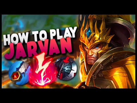 How To Play Jarvan Jungle In Season 9! Gameplay Guide - League Of Legends
