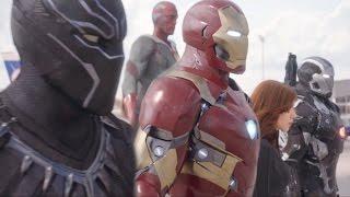 Первый мститель: Противостояние — Противники! (HD) Русский трейлер