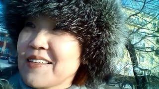 Улан-Удэнская зимняя мода. Унты-камусы и Монгольская шапка
