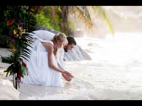 Свадьба на Сейшелах Алексей и Татьяна
