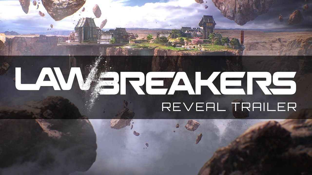 Видео Official LawBreakers Announce Trailer