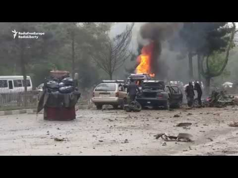 Deadly Explosion Hits NATO Vehicles in Kabul