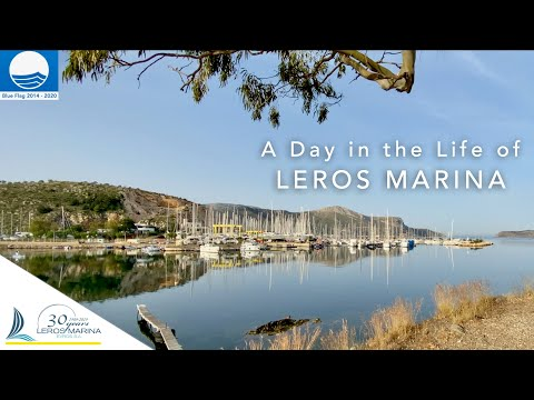 Leros Marina - The safest natural harbour and Marina in Greece!