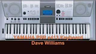 Ett Brev Betyder Så Mycket - Dave Williams (Keyboard Version)