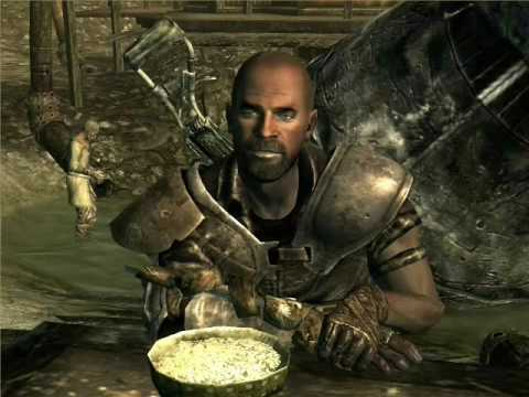 Fallout 3 Music   Land of Confusion Disturbed