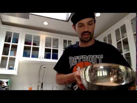 Cooking With Tomo 3: Vegetarians Revenge - Dough Prep on VyRT Violet