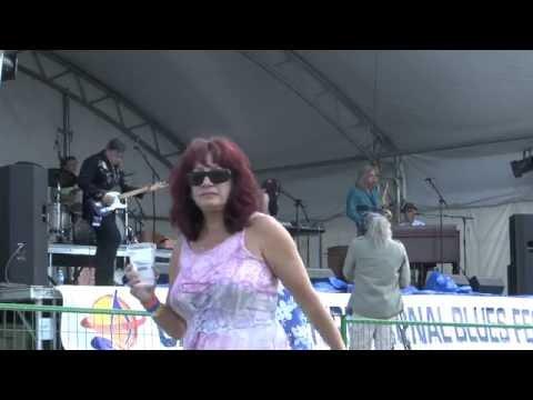 Debra Power Band - Calgary Bluesfest 2016