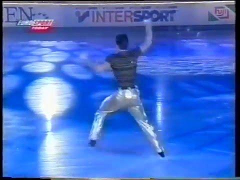 Michael Weiss USA - 2000 World Championships Gala