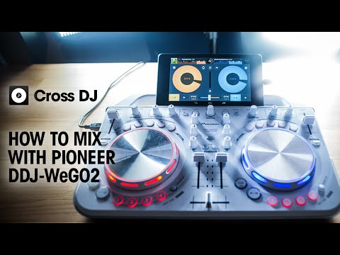 Cross DJ for Android | Pioneer DDJ-WeGO2