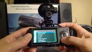 Product review: R300 2.7 inch screen Dual Camera Car Blackbox DVR with GPS Logger