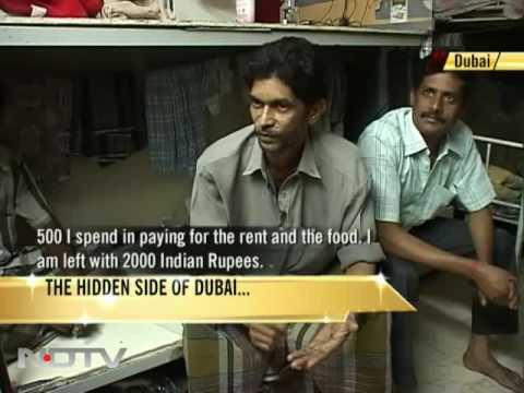 The hidden side of Dubai...
