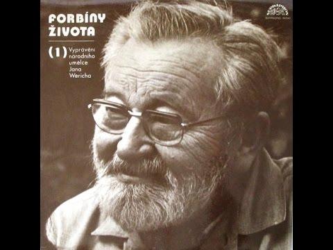 FORBÍNY ŽIVOTA 1 - rozprávanie Miloša Kopeckého o Janovi Werichovi_Rip vinyl LP