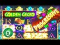 ++NEW Golden Gekko slot machine