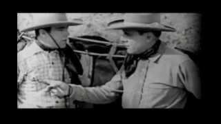High On The Range (Silent Movie Drug Use!)