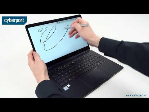 Asus Zenbook Flip S im Test I Cyberport