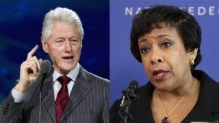 Clinton, Lynch tarmac meeting details revealed in new emails