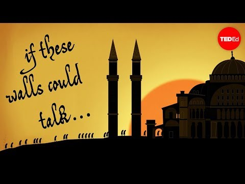 Video image: It's a church. It's a mosque. It's Hagia Sophia. - Kelly Wall