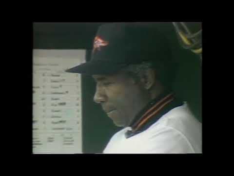 Remembering Frank Robinson #RIP