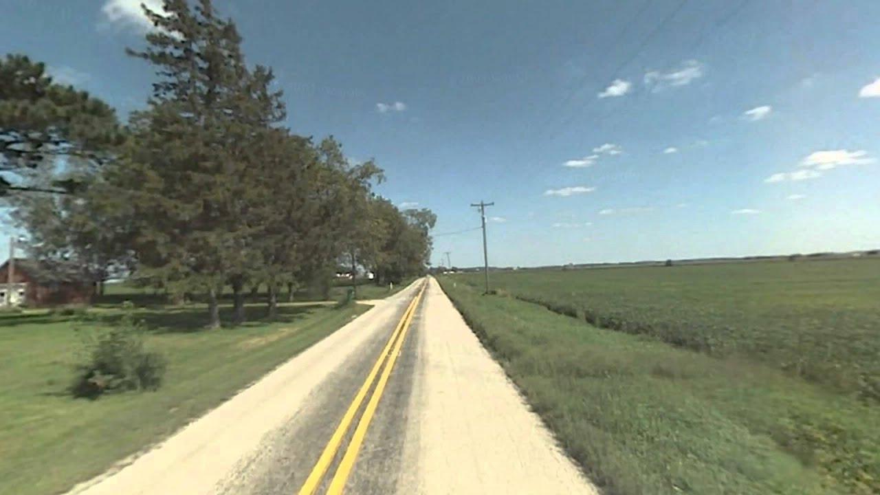 Haunted Roads Bloodspoint Road Timelapse Illinois Youtube