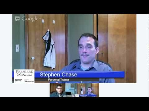Health. Care. Insurance. Hangout 02: How To Be Successful with Fitness and Nutrition Basics