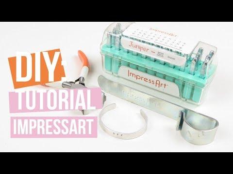 ImpressArt | Armband buig tool & buigtang ♡ Tutorial