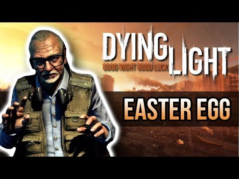 New George Romero Easter Egg (Dying Light)