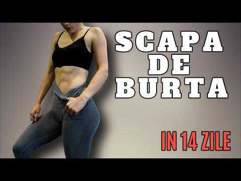 scapa de grasimea abdominala in 7 zile)