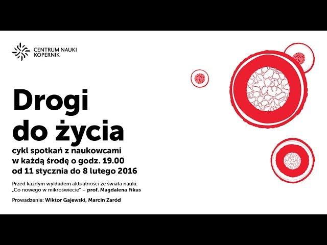 Prof. Janusz Siedlecki: Jak powstaje nowotwór?