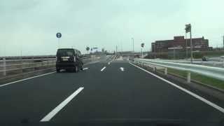 鳥取環状道路 鳥取県鳥取市