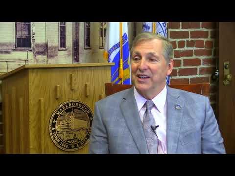 Mayor Arthur Vigeant to Run for a Sixth Term