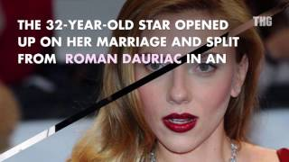 Scarlett Johansson: Monogamy Ain't Natural!