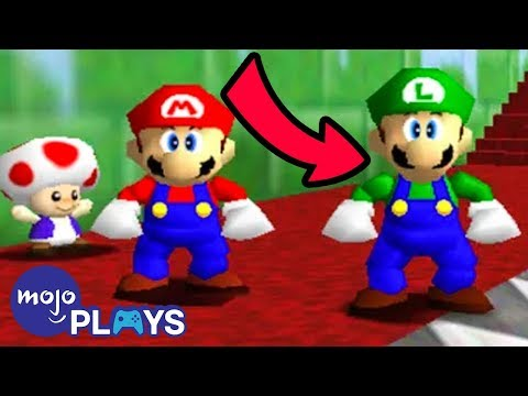 Cut Video Game Content You Never Got To See
