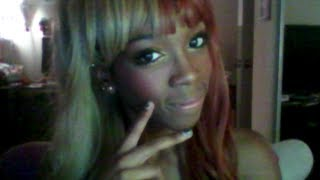 Gyaru wigs review - Blonde & Two-toned