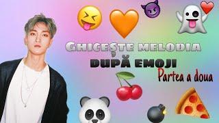 K-pop Game - Ghicește melodia după emoji (Partea II)