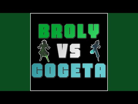 Broly Vs Gogeta (Dragonball Super Rap)