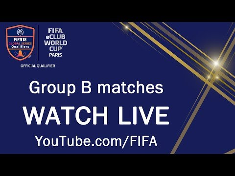 FIFA eClub World Cup™ - Group B matches