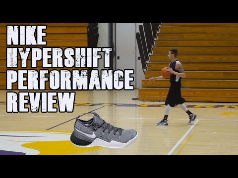 3dc4c4ab8a23 Nike Hypershift Performance review   Game highlights - YouTube