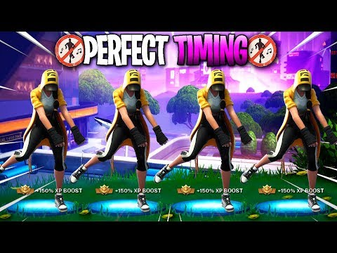 Fortnite - Perfect Timing Moments #36 (Season 9 Dances)