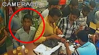 Chor / Pocket Maar In Ludhiana | Chori Caught On CCTV