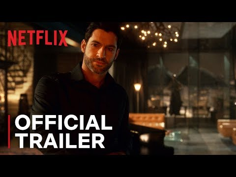 "Netflix Just Dropped A New Trailer For ""Lucifer"" And It's Everything I Desire"