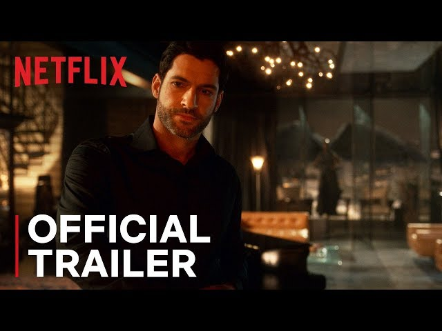 Lucifer | Season 4 Official Trailer | Netflix