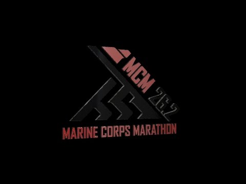 Just Go Run - Marine Corps Marathon