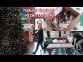 Kitten Update | Natural Tree Garland | Making Ornaments | Just Life 3-41