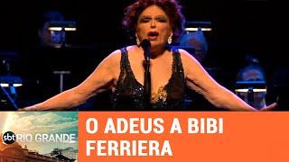 O último adeus a Bibi Ferreira - SBT Rio Grande - 14/02/19
