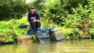 Фидер - плавающая кормушка