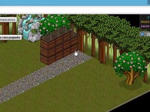 Como hacer una casa por fuera en habbo youtube for Como hacer una casa en habbo